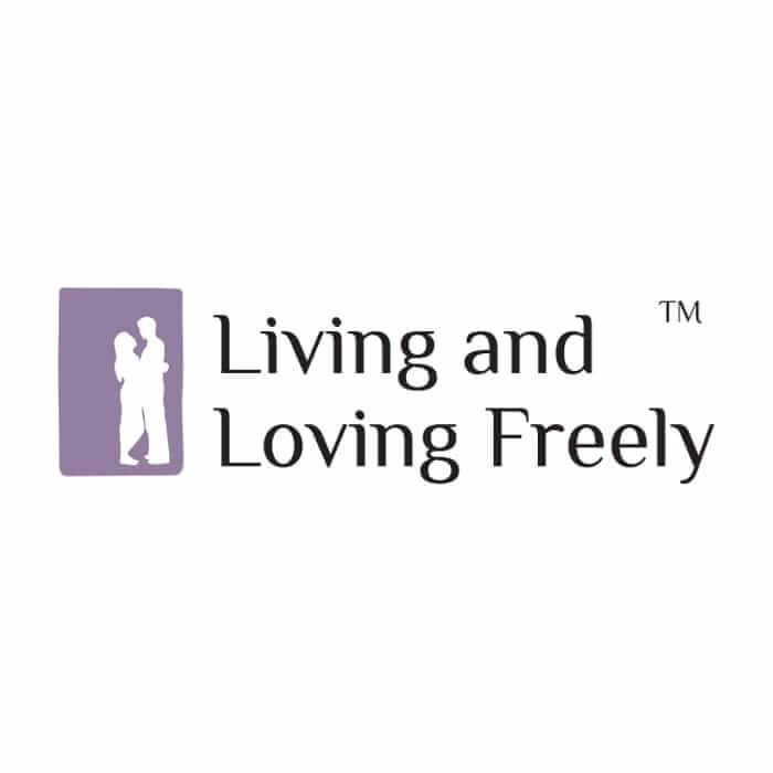 Living and Loving Freely Logo Design