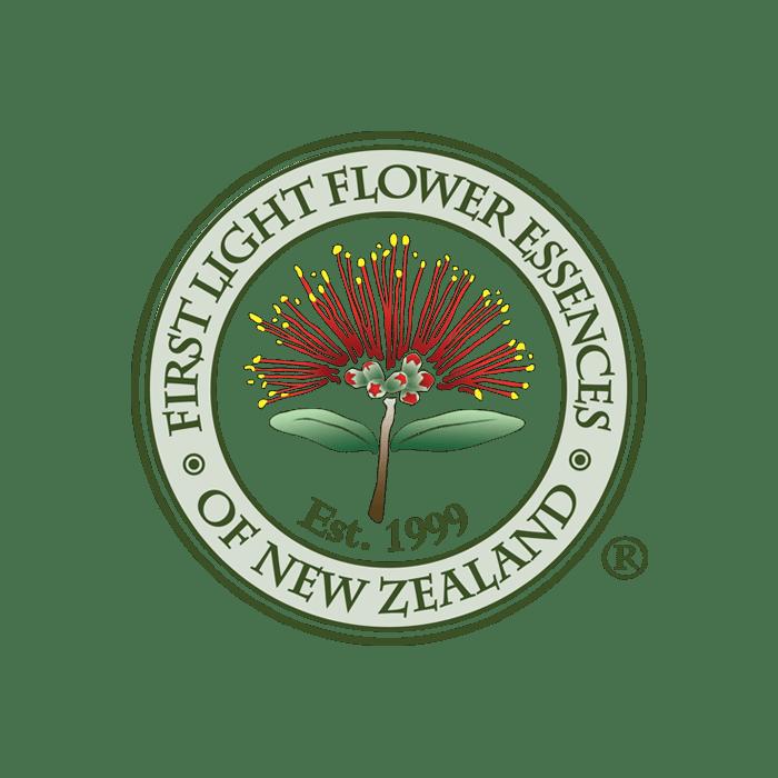 First Light Flower Essences Logo Design