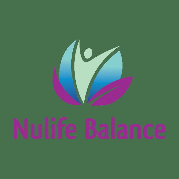 Nulife Balance Logo Design