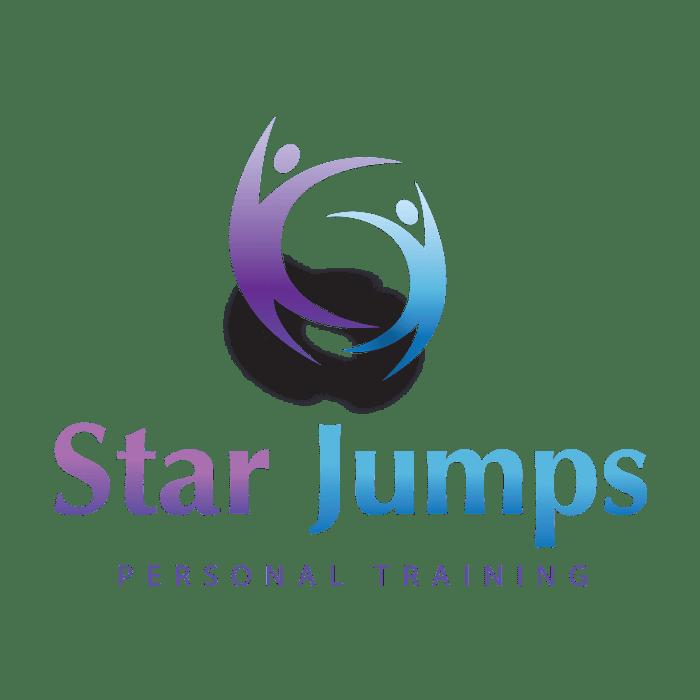 Star Jumps Logo Design