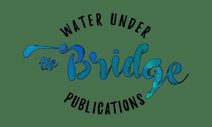 Water Under The Bridge Publications Logo Design