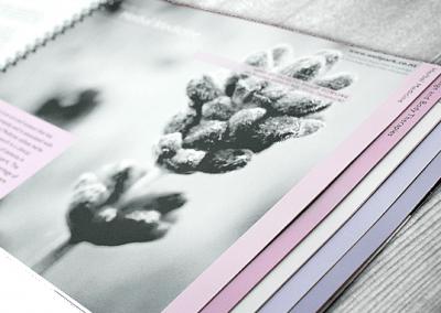 Prospectus Brochure Design for Wellpark College