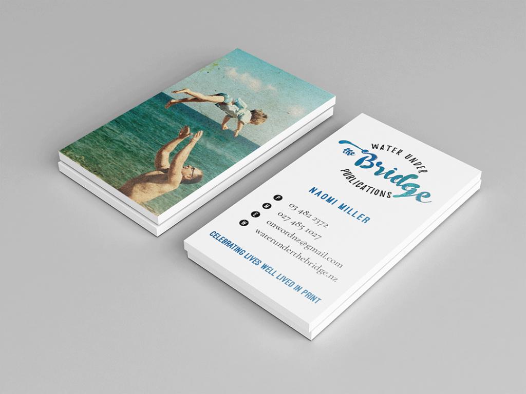 Business Card Design WUTB